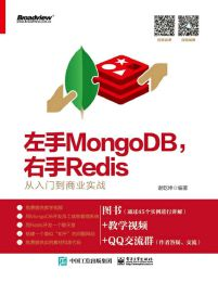 左手MongoDB,右手Redis:从入门到商业实战 - 谢乾坤(epub+azw3+mobi)