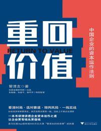 重回价值:中国企业的资本运作法则(epub+azw3+mobi)