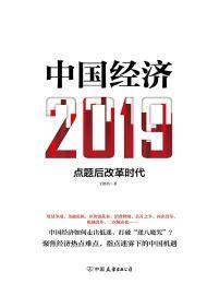 中国经济2019:点题后改革时代(epub+azw3+mobi)